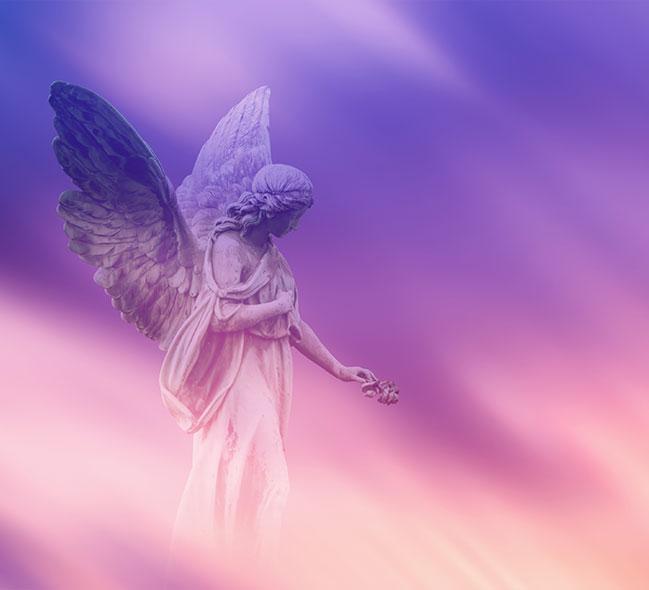 Full Moon Meditation: Pink Full Moon Angel Meditation
