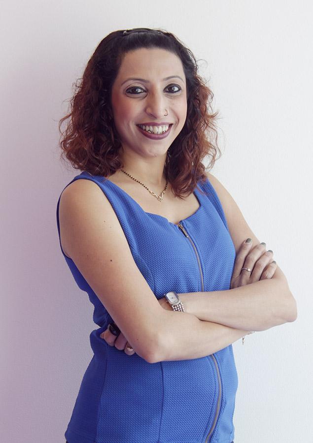 Sharmin Patel
