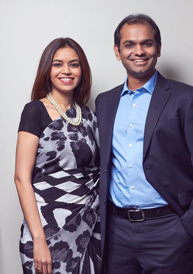 Sneha Shah & Shashank Gupta