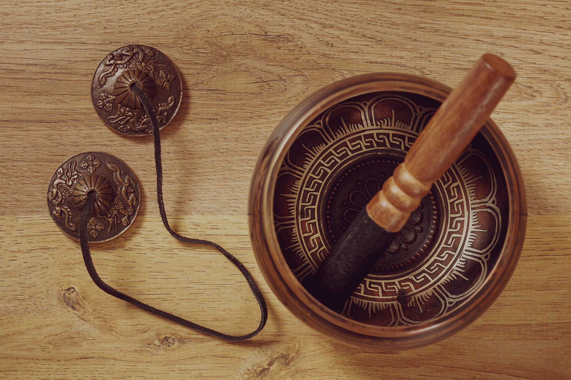 Sound Healing Session for AED 350 only