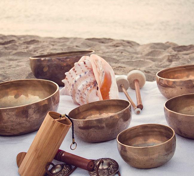 Energy Balancing Tibetan Singing Bowl Meditation