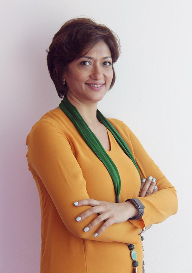 Zankhana Mistry